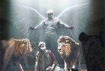 Bible scenes