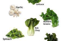 Shade vegetables
