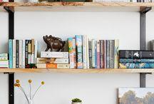 A Styled Shelf