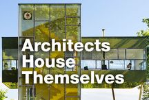 Architects House Themselves / by World-Architects (Official)