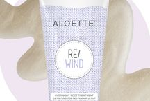 Heal those heels / In honor of our newest addition to ReNew by Aloette, the ReWind Overnight Foot Treatment, here are some cool things you can do to treat your feet in the cold winter season! / by Aloette Cosmetics