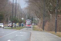 Eerste dag nieuwe concessie Hermes ZO-Brabant / Nieuwe en gereviseerde bussen op de eerste dag van de nieuwe dienstregeling in Eindhoven (11-12-2016)