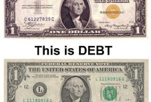 Money / Banking, Federal Reserve Notes, Debt and pennies
