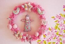 ピンクなクリスマス