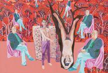Peinture / Galerie de tableaux et d'oeuvres