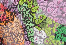 Decorative Fiber at Fall Northampton Show / Paradise City Arts Festival in Northampton will take place Columbus Day weekend: October 11-13, 2014. These decorative fiber artists will show off their beautiful work over the holiday weekend.