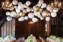 Gold wedding idea