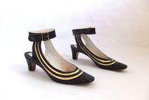 Avant Garde Vintage Shoes