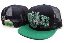 NBA Mesh Caps