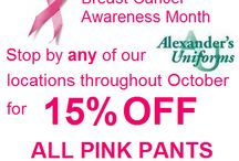 PINK POWER / Support Breast Cancer Awareness