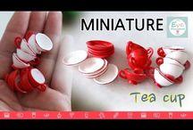 PolyClay miniatures