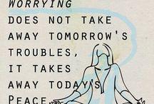 Meditation/ mindfullness