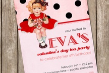 Valentines Birthday Party / by Camille Ehlert