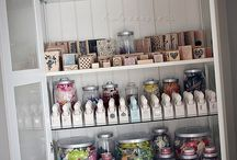 Craft Rooms / Lovely places to be!