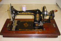 Davis Treadle Sewing Machines