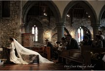 Churches on the West Coast of Ireland / A selection of churches on the West Coast of Ireland. Available for weddings.