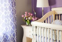 Baby room - it's a girl!