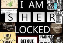 Sherlock / tv / by Kelly Adams