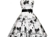 Women's Fashion: Pin-Up & Vintage / Good looking dresses for pin-up girls and vintage lovers.