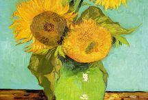 Vincent van Gogh z'n bloemen