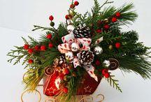 Centrotavola #natalizio originale! Siete pronti per questo #natale? Vi ricordo del #mercatinodinatale da domani 1 #dicembre presso #lafavolaincantata ad #andria  ievaraffaella
