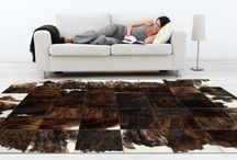 PATCHWORK / The FUR HOME cowhide rugs are exclusively hand made by us. Our specialization & experience gives the result of exceptional quality rugs. The manufacturing process of each patcwork rug begins first with the choice of the best quality hides, the next step is the precise and careful cutting (only beautiful area is used). The final & most complex step is the assembly: Experienced craftspeople carefully fit all the parts together by hand. https://www.furhome.gr/shop/en/patchwork-cowhide-rugs-5