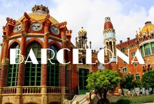 Barcelona Travel & Food / The best things to do, see and eat in Barcelona, Spain. A Barcelona travel guide via Pinterest!