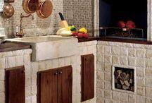 Cucina in muratura 1