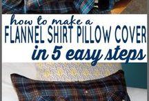 shirt cushion covers