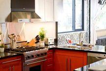 Cabin: Kitchen