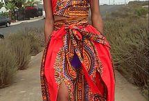 Afrikansk Mote