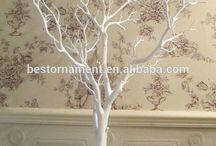 arranjos com ramos secos