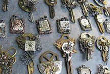 DIY Re-use Keys