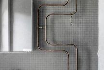 Baie / Instalatii, obiecte sanitare pentru camere de baie.