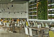 Espace commerce - Restaurant