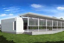 RM 2003 Viking Research Center Starkville, Mississippi 2001 - 2003 / RICHARD MEIER