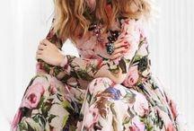 Kwieciste sukienki
