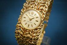 Vintage Luxury Watches