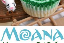 Moana Themed Birthday Party Ideas