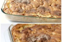 Snicker doodle Apple Pie