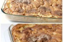 Snicker doodle Apple Pie