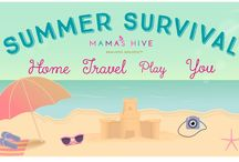 Summer Holidays / How to make the most of the summer holidays!