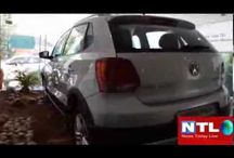 Volkswagen Cross Polo India / Volkswagen cross polo india launch and its diesel engine review and rating in Hindi