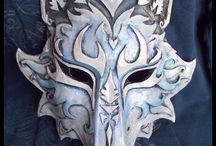 random masks!!