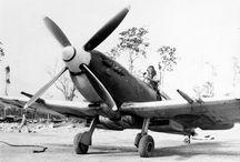 Spitfire RAAF
