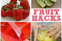 Vegan Cooking Hacks / Hacks for making healthy vegan food easy.