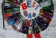 Father's Day Gift Ideas / Ideas to make and buy for Dad and for #father's day