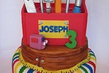 Cakes and cupcakes / Kakor och dekorationer för inspiration och bak.