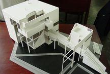 Architectuur / Baze maquette