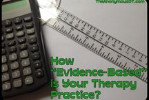 Evidence Based Pediatric OT